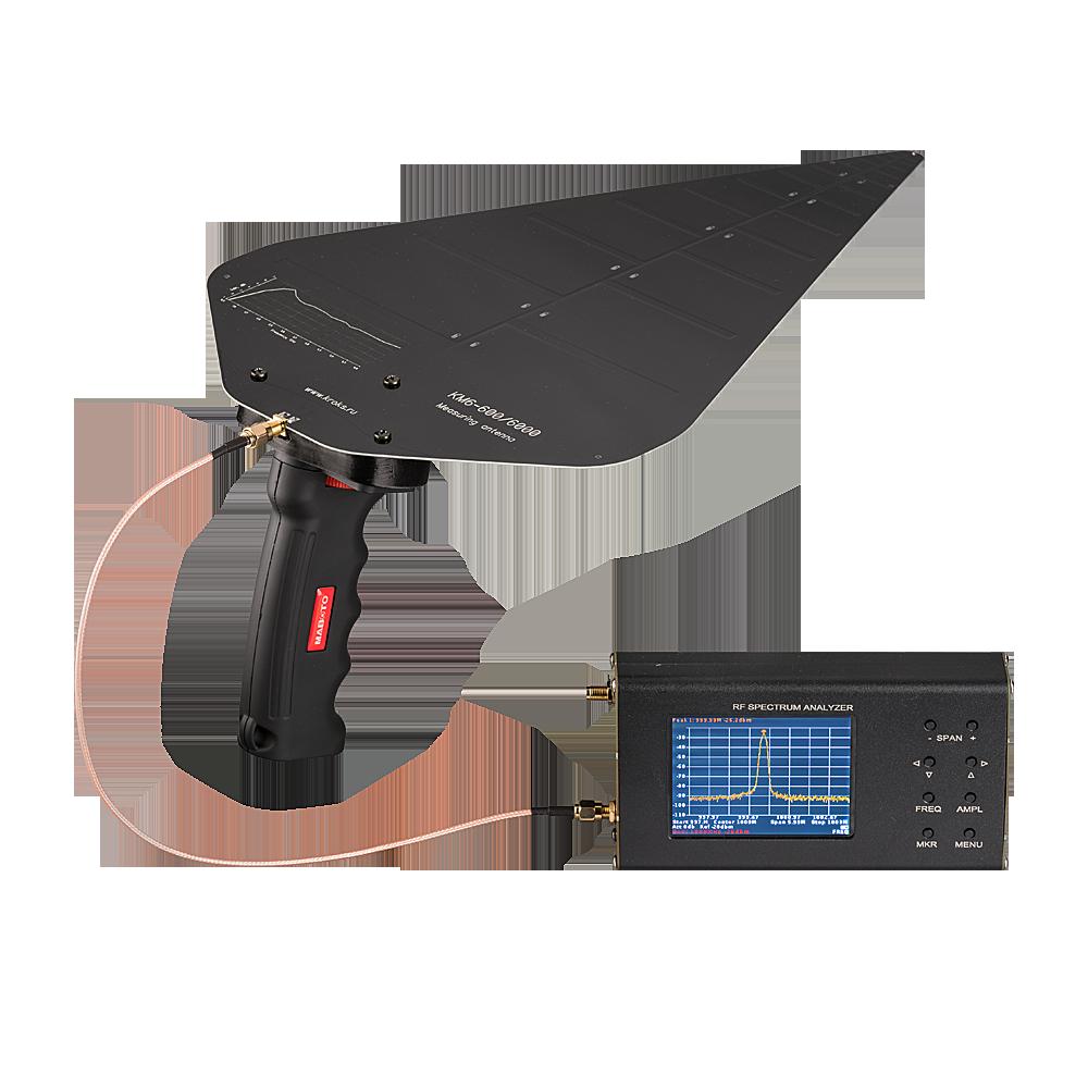 Измерительная антенна КМ6-600/6000